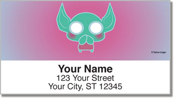 Merry Go Goblin Address Labels