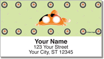 Mr. Sushi Address Labels