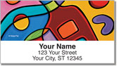 Divine Wine Address Labels