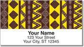 Safari Sunrise Address Labels