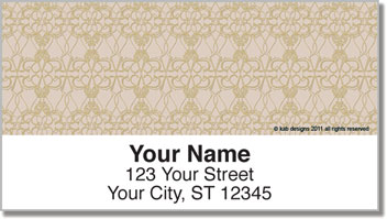 Empress New Address Labels