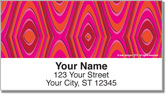 KAB Designs Stripes Address Labels