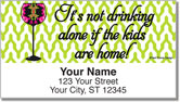 Go With the Flow Address Labels