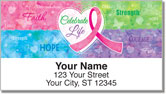 Celebrate Life Address Labels
