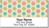 Doily Dots Address Labels