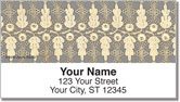 Lace Rose Address Labels