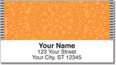 Large Doily Address Labels