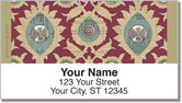 Brocade Address Labels