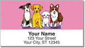 Wat Dog Address Labels