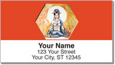 Quan Yin Address Labels
