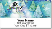 Zipkin Winter Address Labels