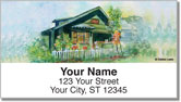 Lewis House Address Labels