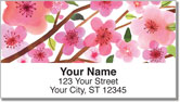 Margaret Berg Cherry Blossom Labels