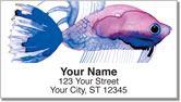 Margaret Berg Fish Address Labels