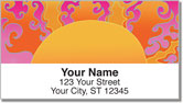 Sunny Daze Address Labels