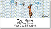 Dachshund Series Address Labels