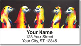 Otter Address Labels