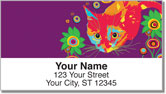Feline Fetish Address Labels