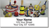 Realism Vision Address Labels