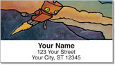 Discovering South Bay Address Labels