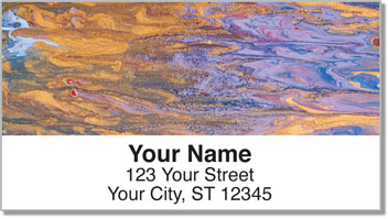 Dixon Abstract Address Labels
