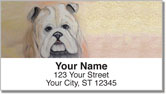 Dog Days 1 Address Labels