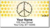 Save the Bees Address Labels