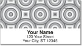 Concentric Circle Address Labels