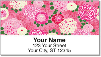 Double Happiness Address Labels