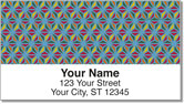 Starburst Lattice Address Labels