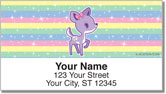 Cute Fawn Address Labels