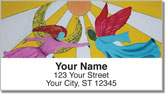 Angels Address Labels