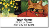 Tabbies and Torties Address Labels