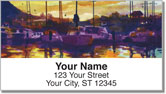 Landscape Address Labels