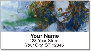 Women 1 Address Labels
