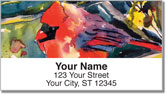 Cardinals Address Labels