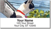 Cat Capers Address Labels
