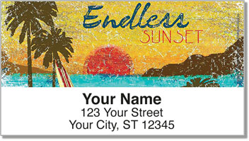 Beach Boys Address Labels