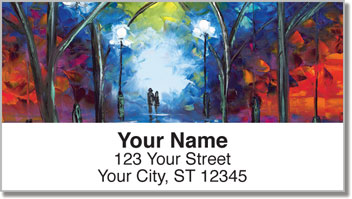 Endless Love Address Labels
