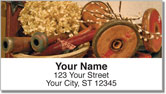 Country Decor Address Labels