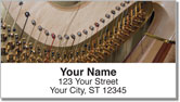 Heavenly Harp Address Labels