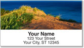 Sand Dune Address Labels