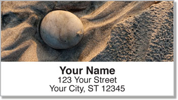 Patterns in the Sand Address Labels