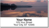 Sunrise Address Labels