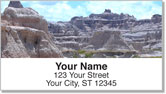 American West Address Labels