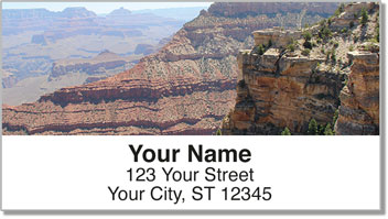 Arizona Canyon Address Labels