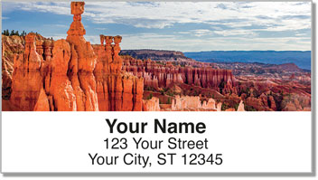 Rock Spire Address Labels