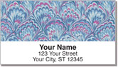 Practically Paisley Address Labels