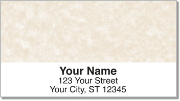 Parchment Address Labels