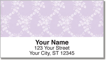 Lace Address Labels
